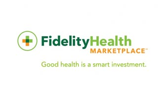 Fidelity Health Marketplace logo